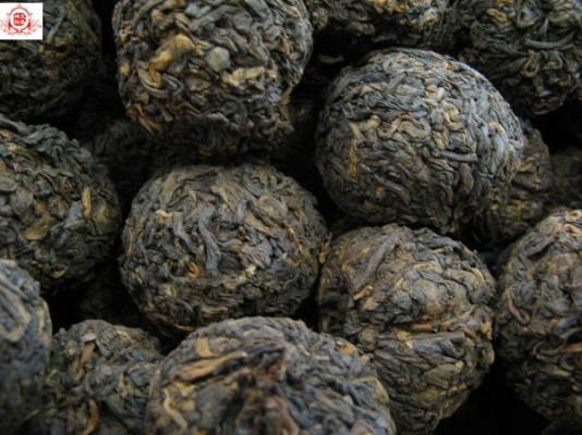 火龍珠 07年勐海古樹純料春茶 發酵 茶質淳厚 喉韻極佳300g
