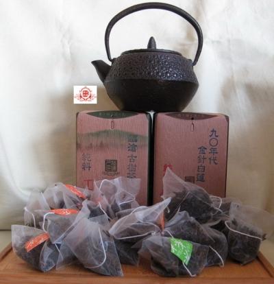 ★立體茶包俎合☆原片純料
