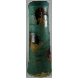 陶藝家: 涂慶賀(花器)早期作品28公分