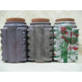 ★茶罐 陶藝大師 涂慶賀 早期作品 便宜賣 只有4個