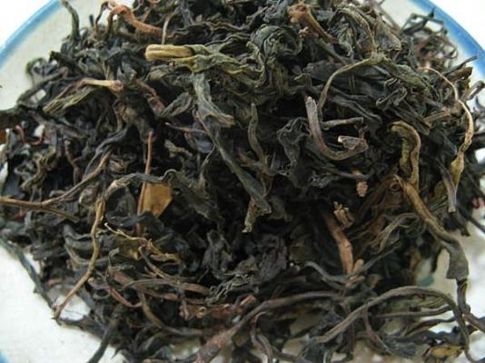 2007大雪山 野生茶 天然有機 300g