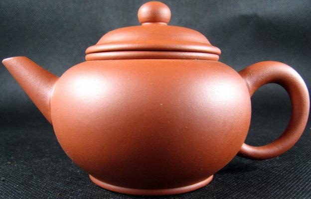 一廠早期壺.紅土(約150CC)保証真品